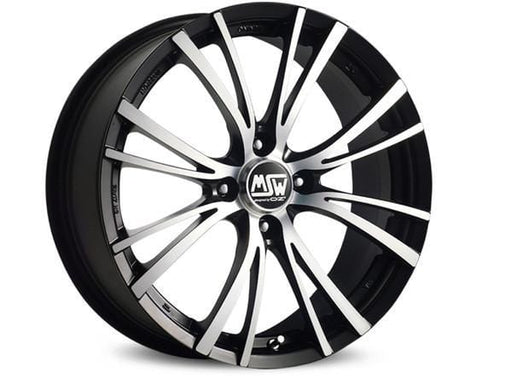 OZ Racing MSW 20-4 7x17 4x100 Alloy Wheel x1