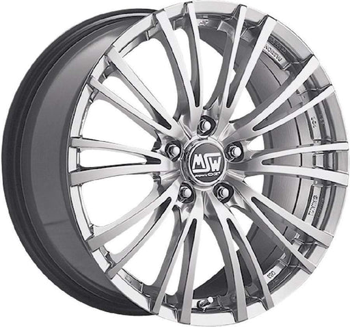 OZ Racing MSW 20-5 8x18 5x120 Alloy Wheel x1