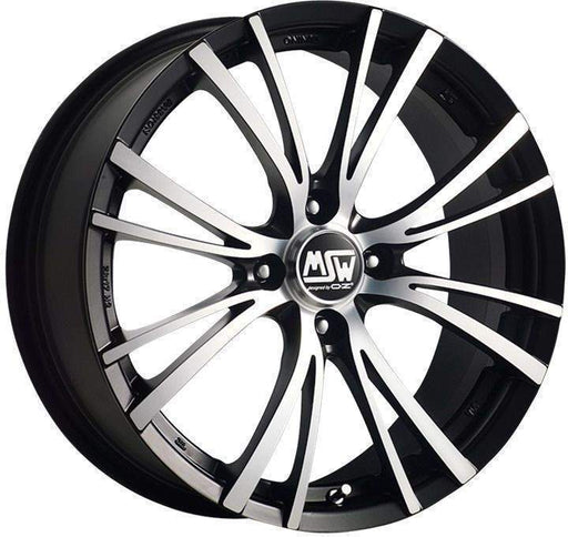 OZ Racing MSW 20-4 6x14 4x108 Alloy Wheel x1
