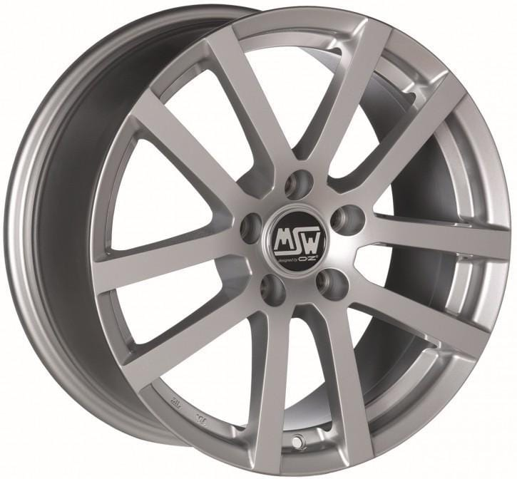 OZ Racing MSW 22 6x15 4x100 Alloy Wheel x1