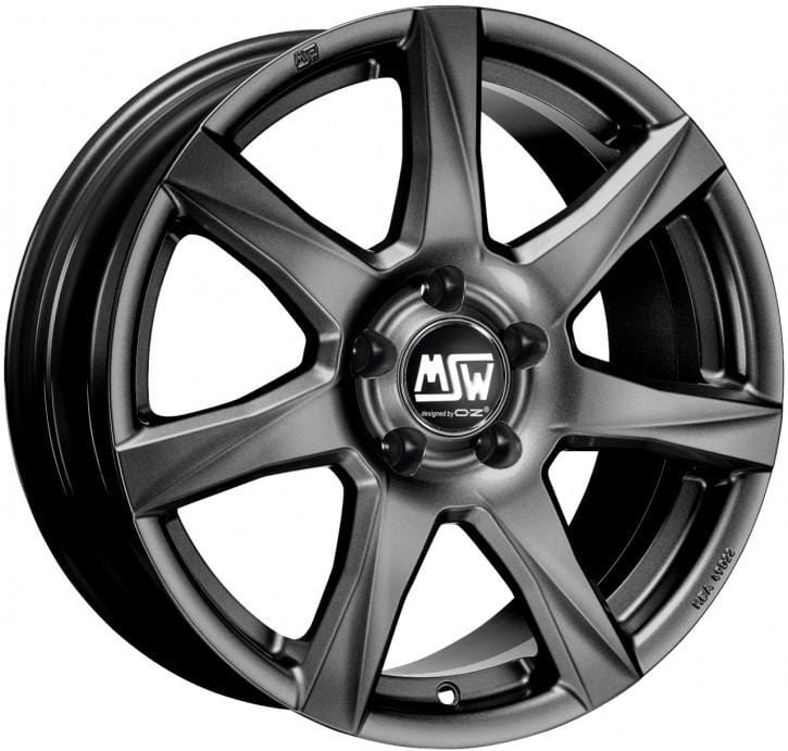 OZ Racing MSW 77 7.5x17 5x114.3 Alloy Wheel x1