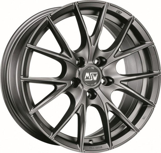 OZ Racing MSW 25 9x19 5x112 Alloy Wheel x1