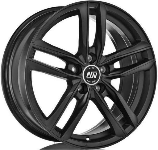 OZ Racing MSW 26 7.5x17 5x112 Alloy Wheel x1