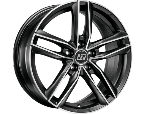 OZ Racing MSW 26 7.5x17 5x108 Alloy Wheel x1