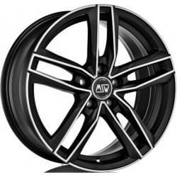 OZ Racing MSW 26 7x16 5x108 Alloy Wheel x1
