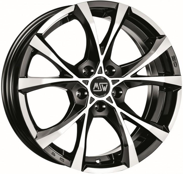 OZ Racing Cross over 8x18 5x115 Alloy Wheel x1