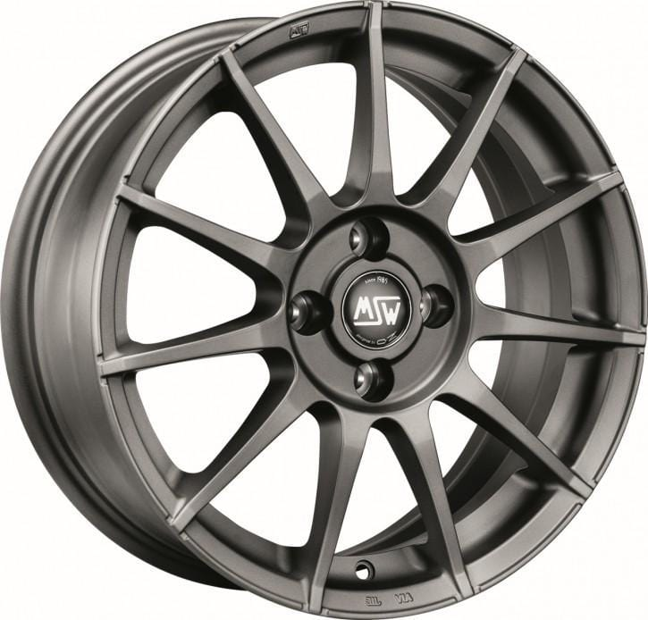 OZ Racing MSW 85 6.5x16 5x100 Alloy Wheel x1
