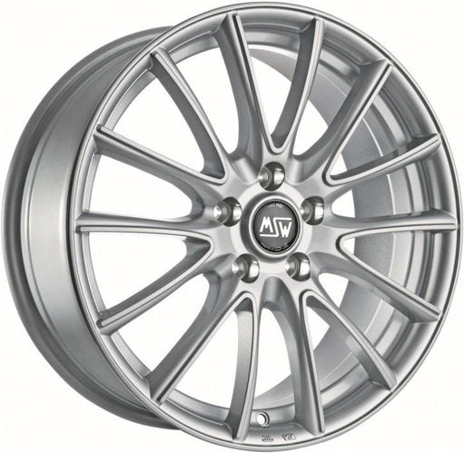 OZ Racing MSW 86 7.5x17 5x100 Alloy Wheel x1
