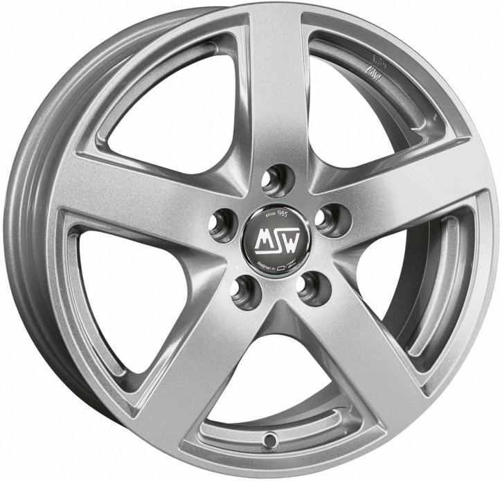 OZ Racing MSW 55 7.5x17 5x120 Alloy Wheel x1