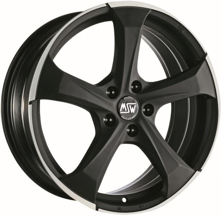OZ Racing MSW 47 7.5x17 5x112 Alloy Wheel x1