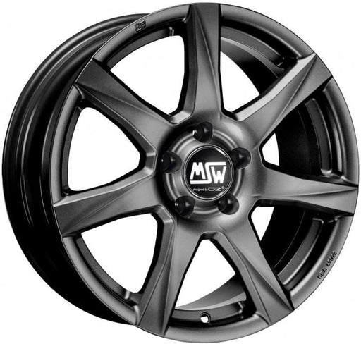 OZ Racing MSW 77 8x18 5x112 Alloy Wheel x1
