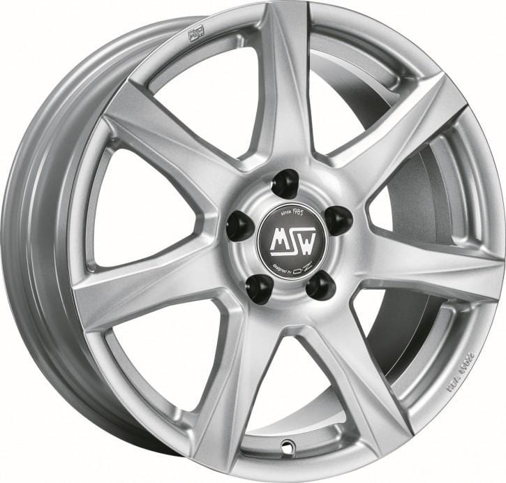 OZ Racing MSW 77 8x18 5x120 Alloy Wheel x1