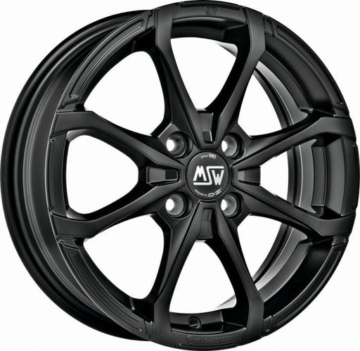 OZ Racing MSW X4 5x15 4x100 Alloy Wheel x1