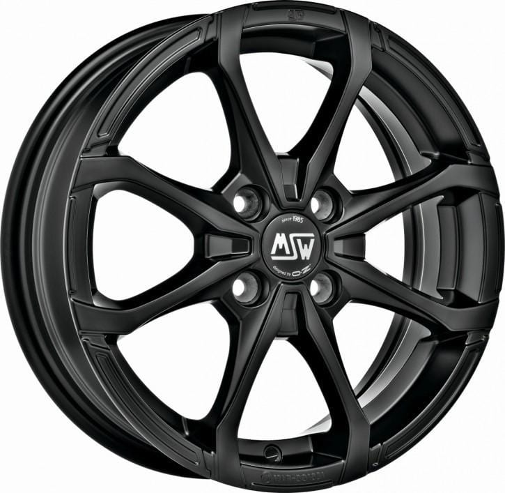 OZ Racing MSW X4 5.5x15 4x100 Alloy Wheel x1