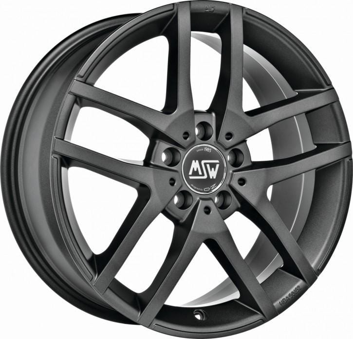 OZ Racing MSW 28 7.5x18 5x112 Alloy Wheel x1
