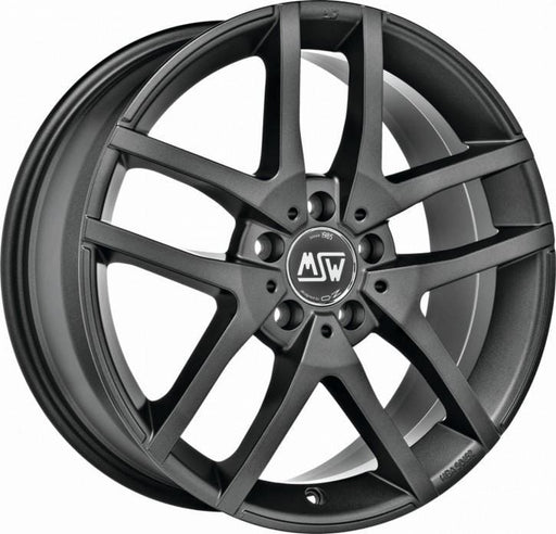OZ Racing MSW 28 7x17 5x110 Alloy Wheel x1