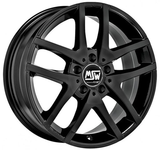 OZ Racing MSW 28 7x17 5x112 Alloy Wheel x1