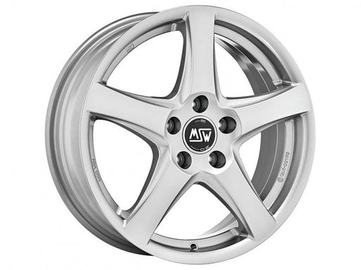 OZ Racing MSW 78 6.5x16 5x112 Alloy Wheel x1