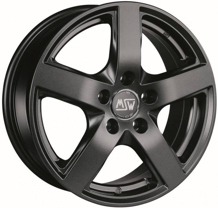 OZ Racing MSW 55 VAN 7x17 5x112 Alloy Wheel x1