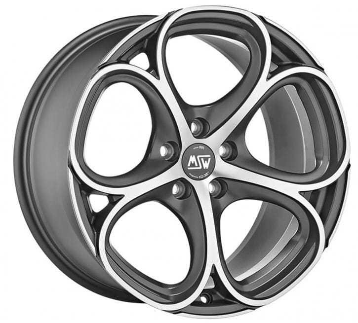 OZ Racing MSW 82 8x18 5x114.3 Alloy Wheel x1