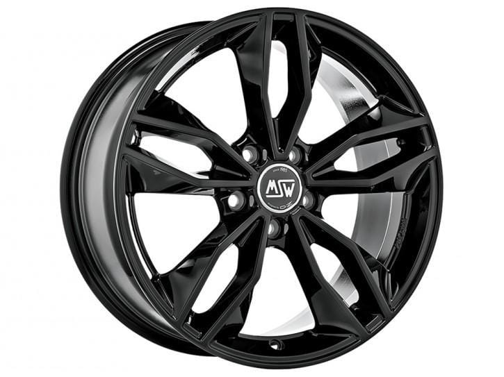 OZ Racing MSW 71 7.5x17 5x114.3 Alloy Wheel x1
