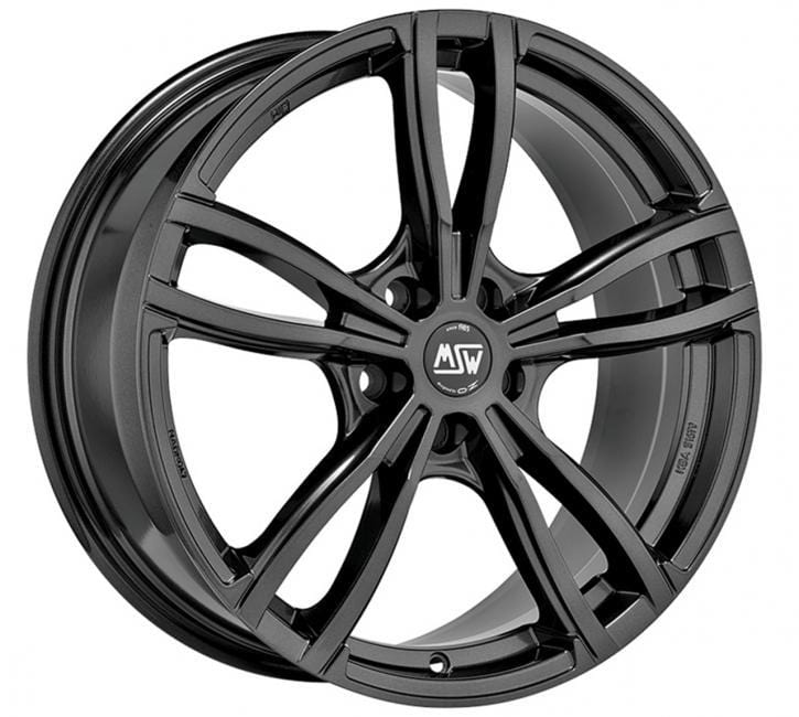 OZ Racing MSW 73 7.5x17 5x120 Alloy Wheel x1