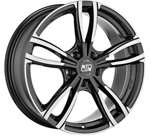 OZ Racing MSW 73 7.5x17 5x114.3 Alloy Wheel x1