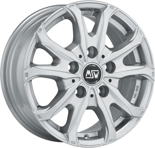 OZ Racing MSW 48 VAN 6.5x16 5x118 Alloy Wheel x1