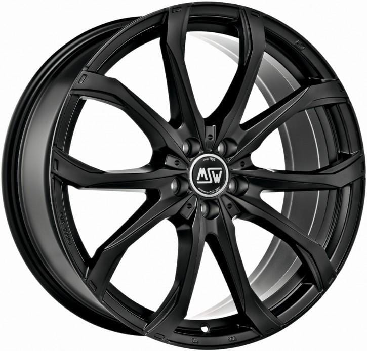 OZ Racing MSW 48 9x21 5x112 Alloy Wheel x1