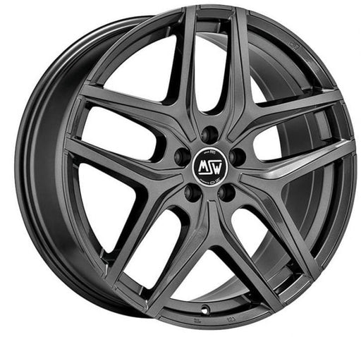 OZ Racing MSW 40 10x20 5x112 Alloy Wheel x1