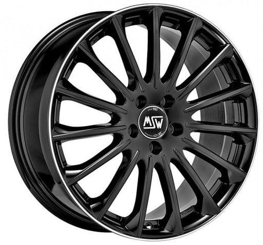 OZ Racing MSW 30 7.5x18 5x108 Alloy Wheel x1