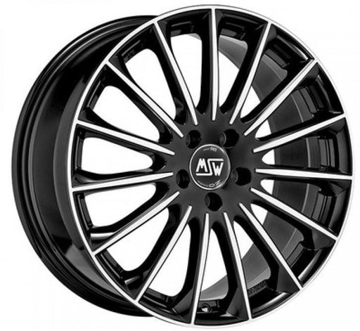 OZ Racing MSW 30 7.5x17 5x108 Alloy Wheel x1