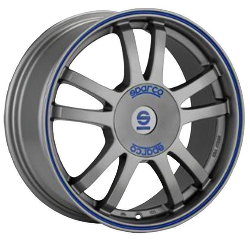 OZ Racing Sparco RALLY 7x16 5x112 Alloy Wheel x1