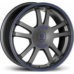 OZ Racing Sparco RALLY 7.5x17 5x108 Alloy Wheel x1