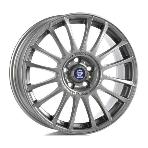 OZ Racing Sparco PISTA 8x18 5x100 Alloy Wheel x1