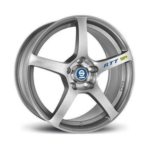 OZ Racing RTT 524 7x17 4x108 Alloy Wheel x1