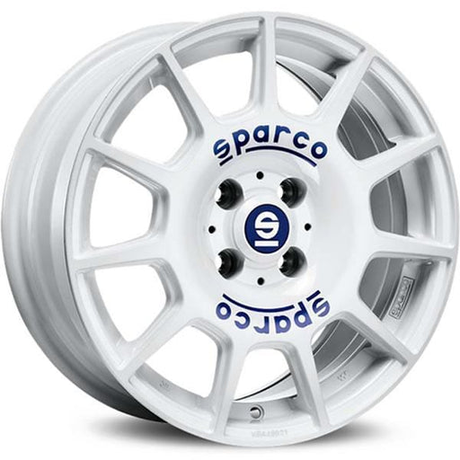 OZ Racing Sparco TERRA 7.5x17 5x110 Alloy Wheel x1