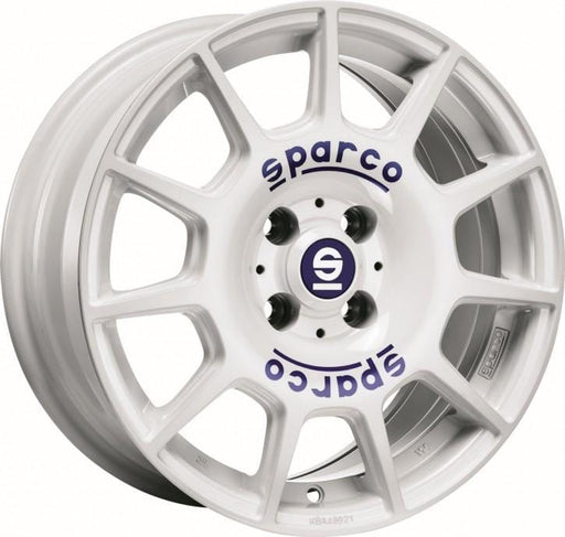 OZ Racing Sparco TERRA 7.5x17 5x114.3 Alloy Wheel x1