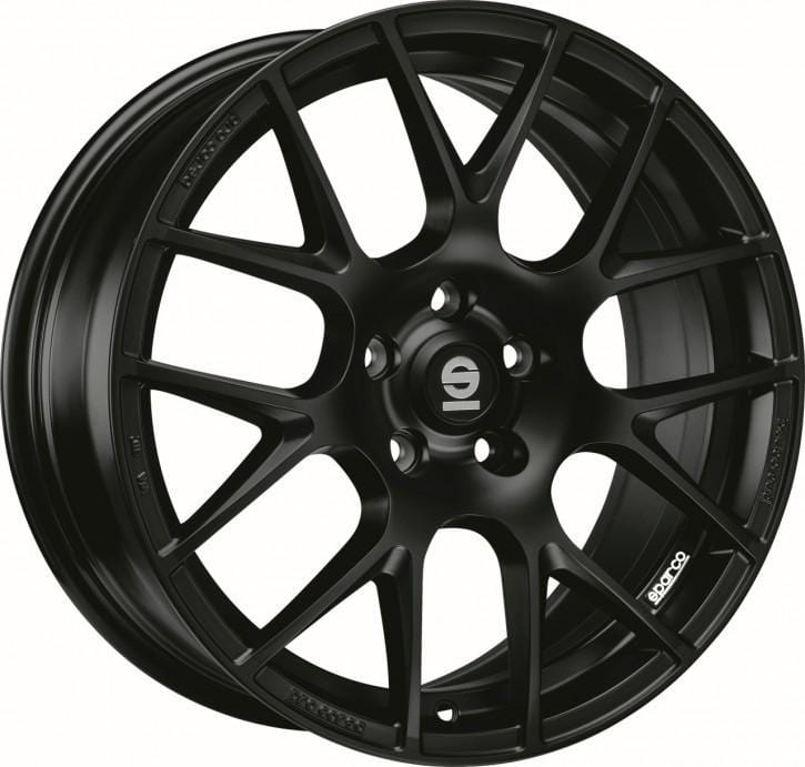 OZ Racing Sparco PRO CORSA 7.5x17 5x108 Alloy Wheel x1