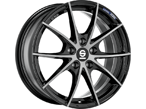 OZ Racing Sparco TROFEO 5 8x18 5x114.3 Alloy Wheel x1