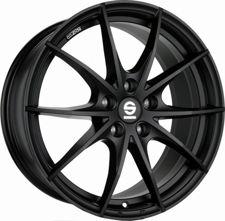 OZ Racing Sparco TROFEO 5 7.5x17 5x100 Alloy Wheel x1