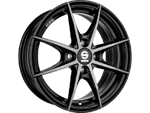 OZ Racing Sparco TROFEO 4 6.5x16 4x100 Alloy Wheel x1