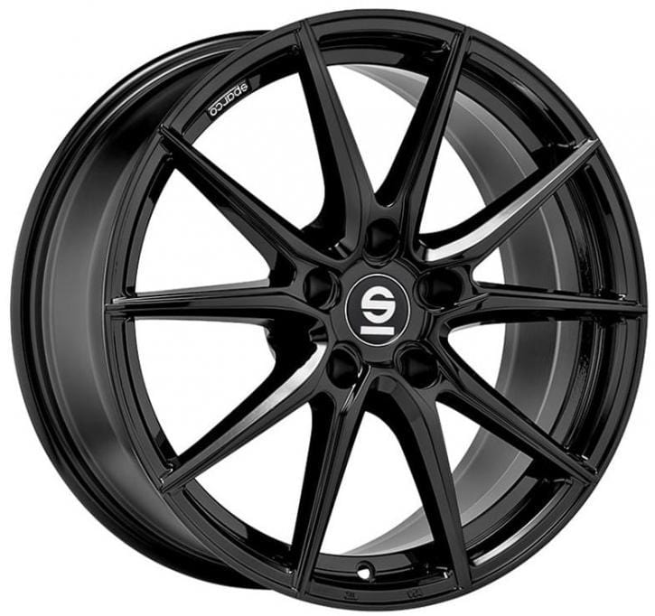 OZ Racing Sparco DRS 8x18 5x100 Alloy Wheel x1
