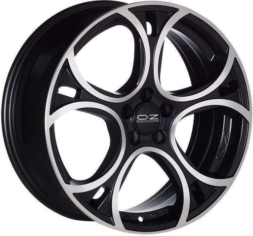 OZ Racing WAVE 7.5x17 5x114.3 Alloy Wheel x1