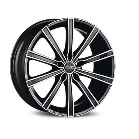 OZ Racing Lounge 10 7.5x17 5x120 Alloy Wheel x1