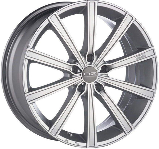 OZ Racing Lounge 10 8x18 5x112 Alloy Wheel x1