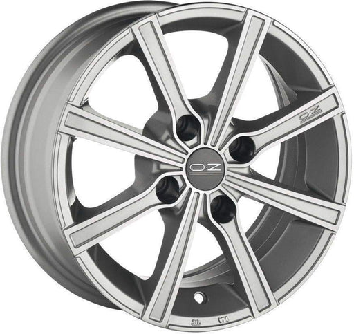 OZ Racing Lounge 8 7x16 4x108 Alloy Wheel x1