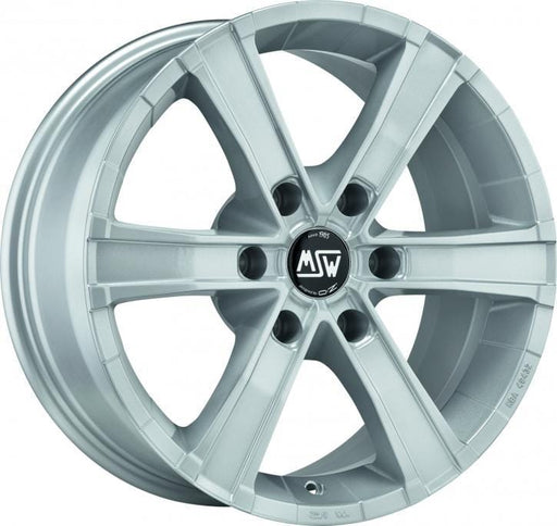 OZ Racing SAHARA 6 MSW 8x17 6x139.7 Alloy Wheel x1