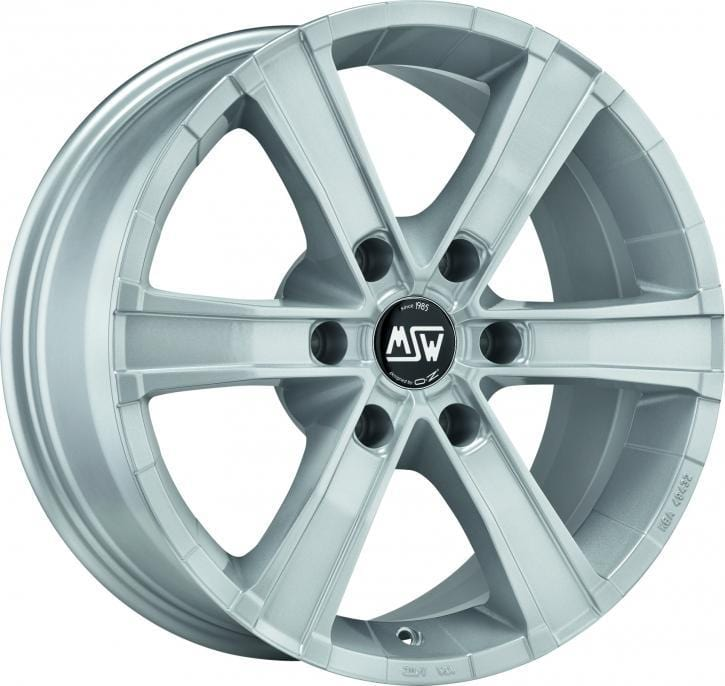 OZ Racing SAHARA 6 MSW 8x18 6x139.7 Alloy Wheel x1