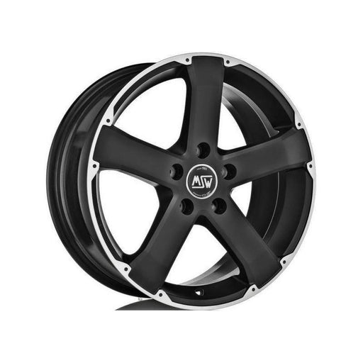 OZ Racing MSW 45 8x18 5x150 Alloy Wheel x1